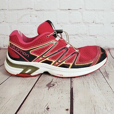 Salomon Wings Flyte 2 II Womens Trail Running Sneakers US 9.5 Trail Hiking Shoes | eBay