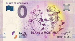 Monnaie-Blake-et-Mortimer-Billet-Euro-Souvenir-02-Euro-Banknote-Memory