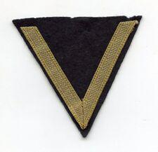 Original Kriegsmarine Küstenartillerie Ärmelabzeichen Gefreiter  2.Weltkrieg