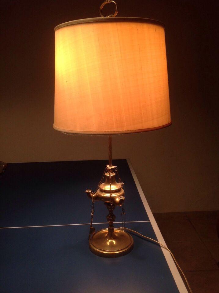 Lampe, Vides ikke