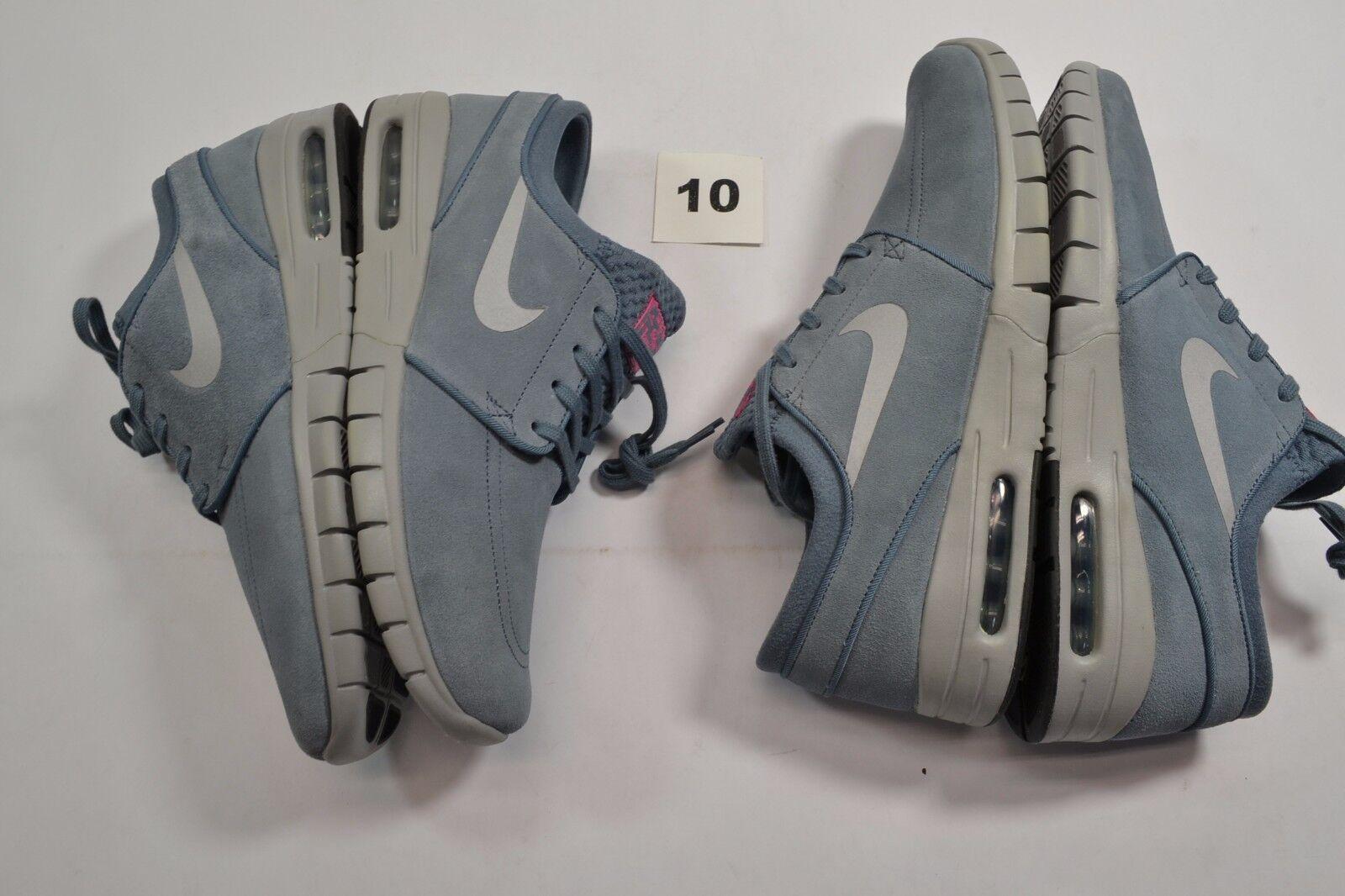 Nike STEFAN JANOSKI L MAX L JANOSKI Bleu Graphite Metallic Discounted (495) homme chaussures 9cdcc5
