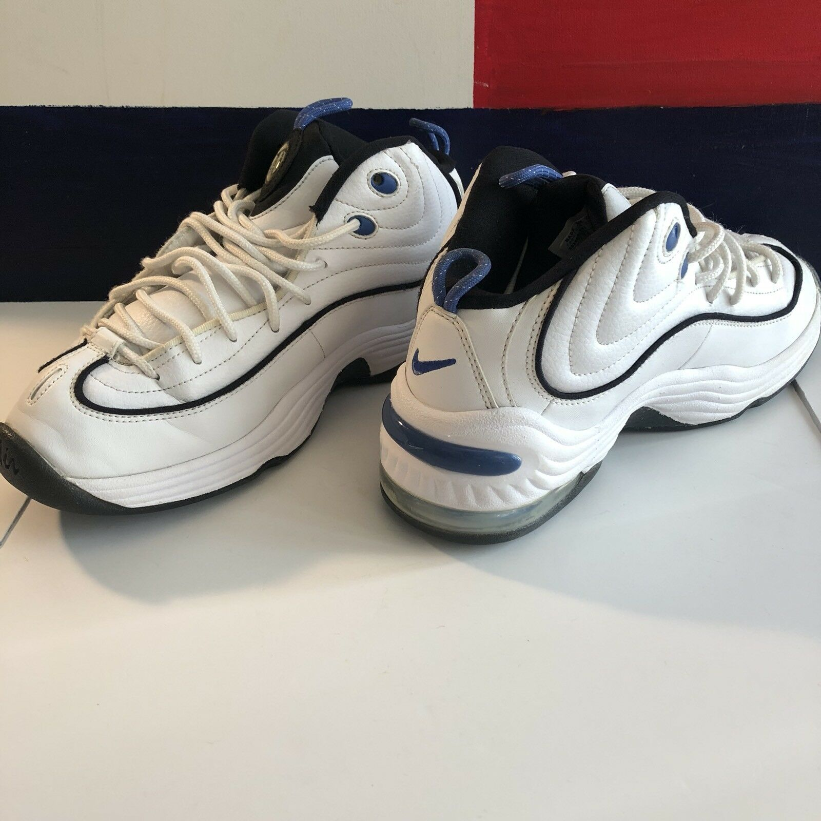 Nike sneaker air penny ii hardaway magie foamposite schaumstoffe sneaker Nike - schuhe (8,5) kasten aa0e5b