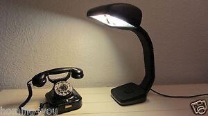 Kultige Hoffmeister 70er Vintage Schreibtischlampe Büro Tischleuchte Lampe Seien Sie In Geldangelegenheiten Schlau Antiquitäten & Kunst