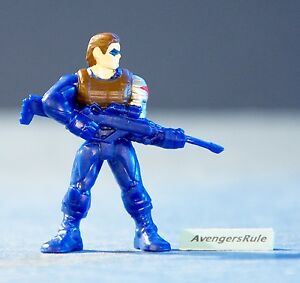 Marvel 500 Series 3 WINTER SOLDIER Blue Figure