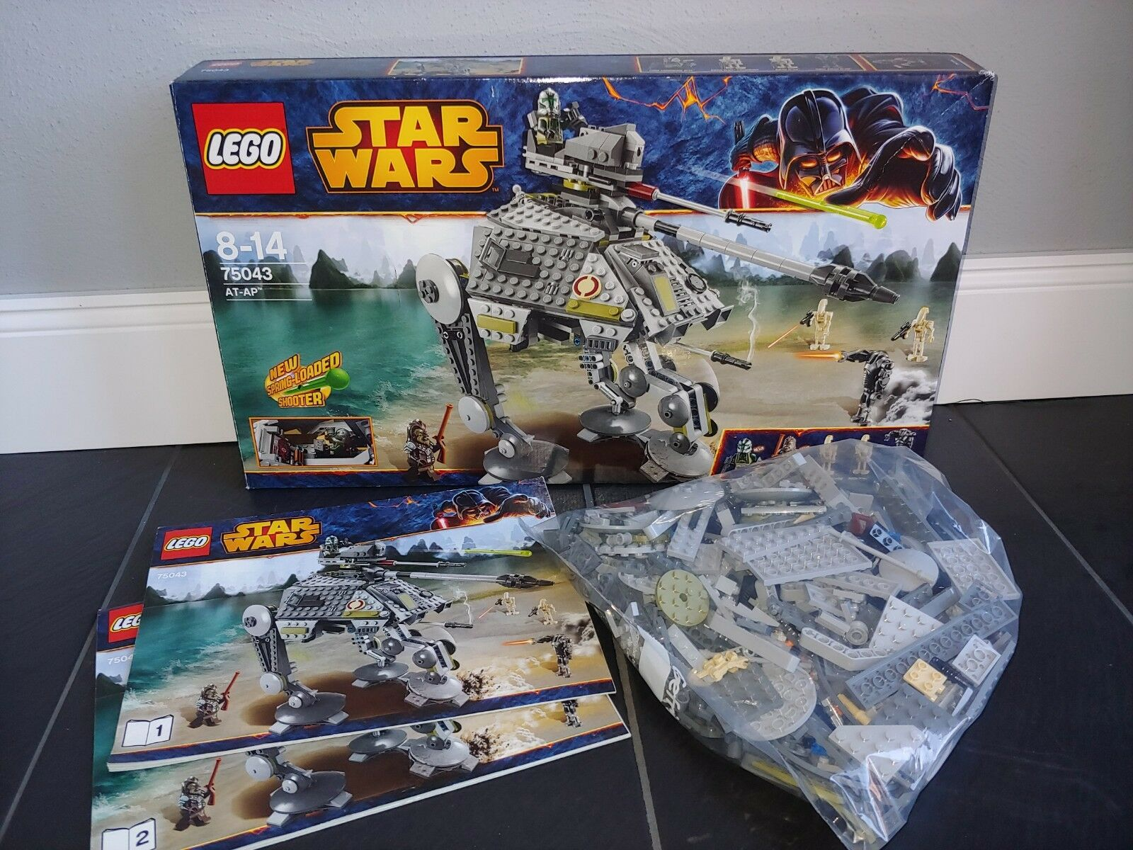 LEGO StarWars AT-AP (75043) in Ovp