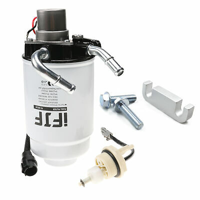 Duramax Fuel Filter >> For 2004 Lly Lbz Silverado Duramax Fuel Filter Housing Assembly Primer 12642623 Ebay