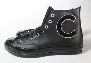 1127e1525d5a Converse First String Chuck Taylor All Star 70 1970 Big C Black Mens ...
