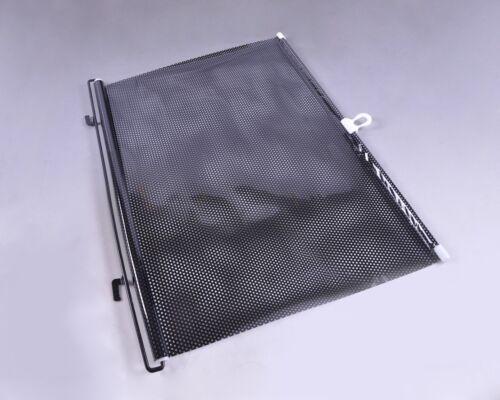 68 x 125 Retractable Car Auto Front Rear Windshield Sun Shade Cover Shield Visor