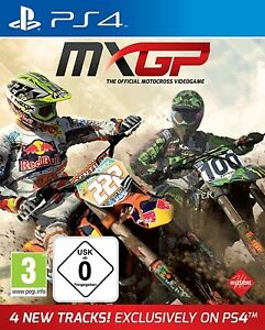 ps4 spiel mxgp die offizielle motocross simulation mx gp. Black Bedroom Furniture Sets. Home Design Ideas