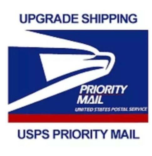 Custom For Tiny Items usps priority mail service upgrade with purchase only