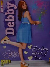 DEBBY RYAN - A4 Poster (ca. 20 x 27 cm) - Fan Sammlung Clippings Ausland USA