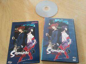 Samurai-X-OVA-2-Betrayal-DVD-2000-Subtitled-Dubbed-in-English-Freeship