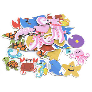 Wood-Animal-Cognition-Puzzle-Fruit-Learning-Developmental-Children-Toys-ONE