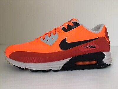 nike free flyknit nsw, Nike flyknit air max black orange red