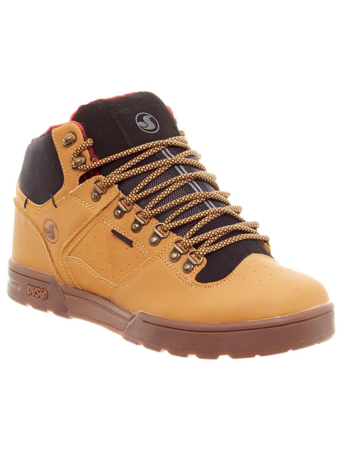 DVS Westridge Chamois Nubuck Leather botas zapatos