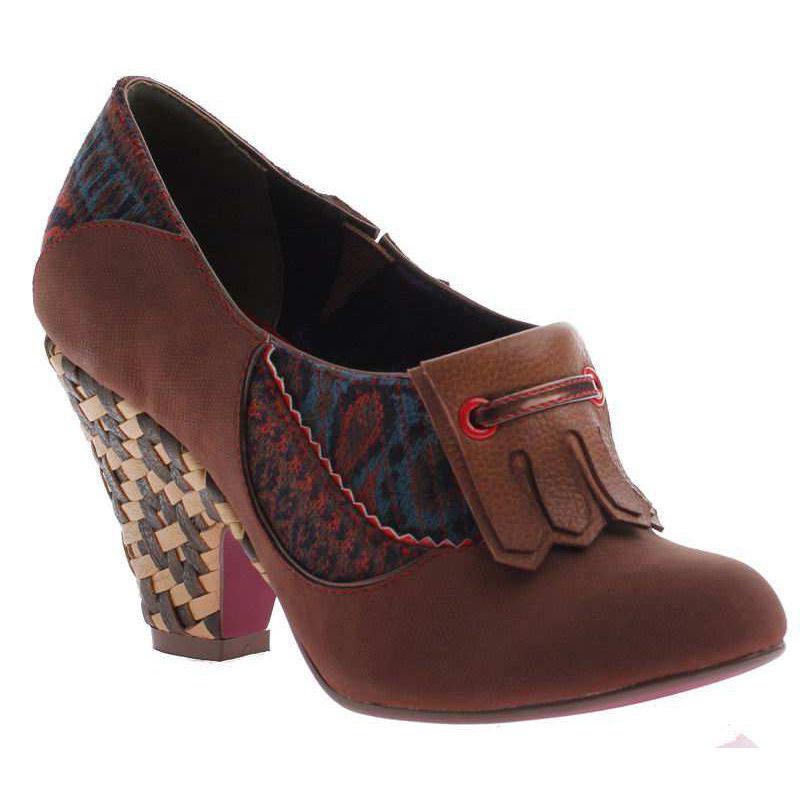 IRREGULAR CHOICE Damen Schuhe Poetic Poetic Schuhe Licence Gr.37, aber passt Gr.36 cf3705