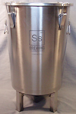SS Brewing Tech The Brew Bucket Conical Fermenter Stainless Fermentor Beer Wine
