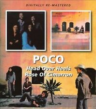 Head Over Heels/Rose of Cimarron by Poco (CD, Jun-2011, Beat Goes On)