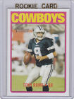 Tony ROMO ROOKIE CARD Topps Heritage NFL RC Dallas Cowboys Football #9 QB