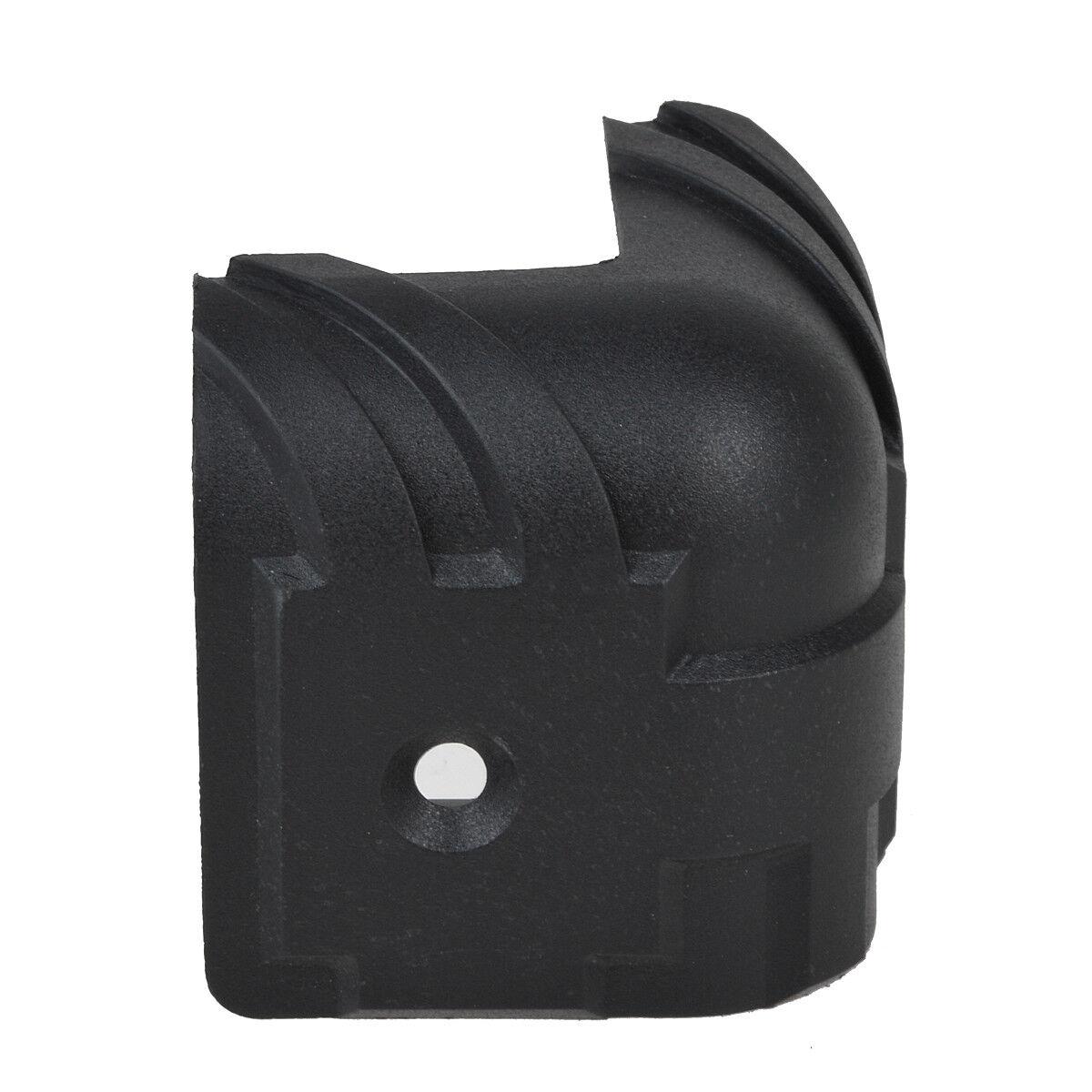 4 pcs guitar amplifier speaker cabinet corner protectors l black plastic 634458630221 ebay. Black Bedroom Furniture Sets. Home Design Ideas