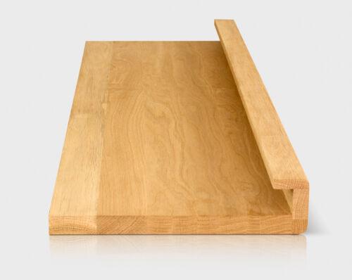bespoke sizes oak stair treads system4