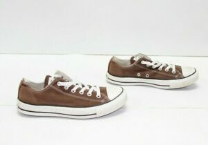 Converse-All-Star-Marrone-Basse-Usate-EUR-41-UK-7-5-Mens-7-5-Cod-SS1983-Unisex