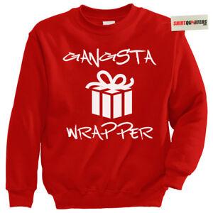 Gangsta Gangster Rapper Hip Hop Snoop Dogg Christmas Tacky Party Elf