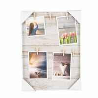 Hantajanss Photo Display Hanging Picture Frame Of 6 Photos-show The Sweetest Of