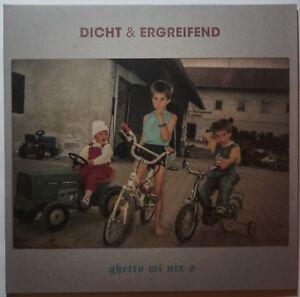 Dicht-und-Ergreifend-Ghetto-Mi-Nix-O-2LP-Download-NEU-200g-vinyl-Klappcover
