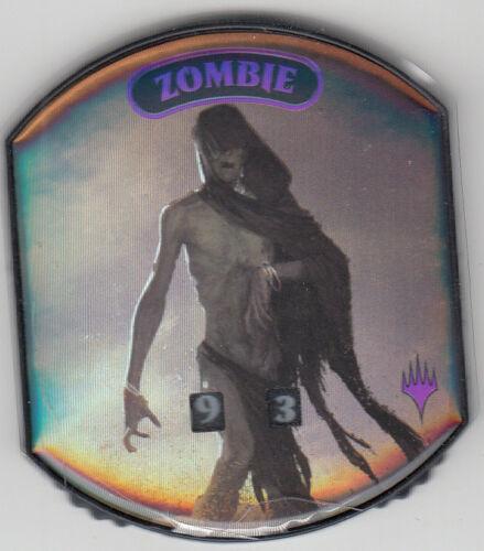 Ultra Pro Relic Token Magic Gathering MTG Foil Zombie Token Counter NEW!