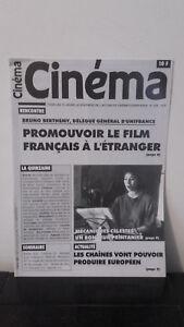 Cinema - N°554 - 16 Au 31 Mai 1995 - Promuove Il Film Francese Con ESTERO