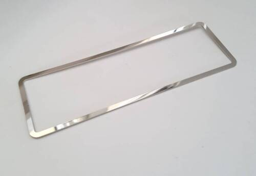Edelstahl pol D Nissan Navara D40 Pathfinder Chrom Rahmen für Schalter Spiegel