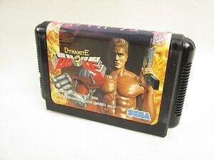 Mega-Drive-DYNAMITE-DUKE-Cartridge-Only-Sega-Japan-Game-mdc