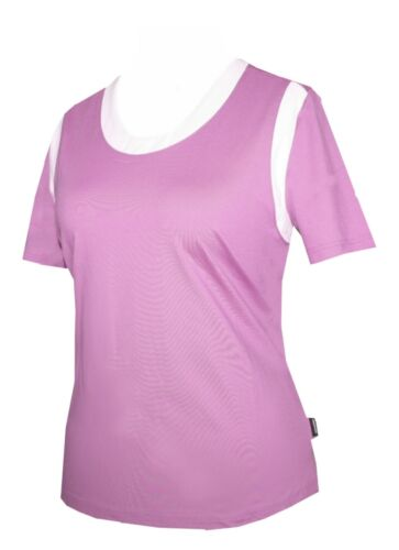 Details about  /Schneider Sportswear Ladies T-Shirt Sports Shirt Pullover Sport Fitness Shirt 36-40 show original title