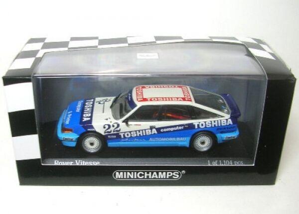 Rover Vitesse No.22 Kurt Thim Champion DTM 1986
