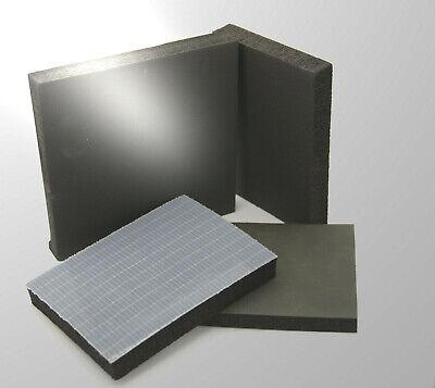 Plattendämmung Diplomatisch Vinylkautschuk Dämmplatte Rollladendämmung Rollladenkasten Dämmung Isolierung