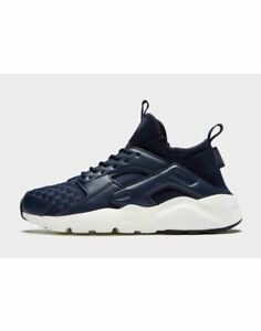 Details zu Nike Huarache Run Ultra Breathe Men's Trainers (UK 13 EU 48.5) Obsidian