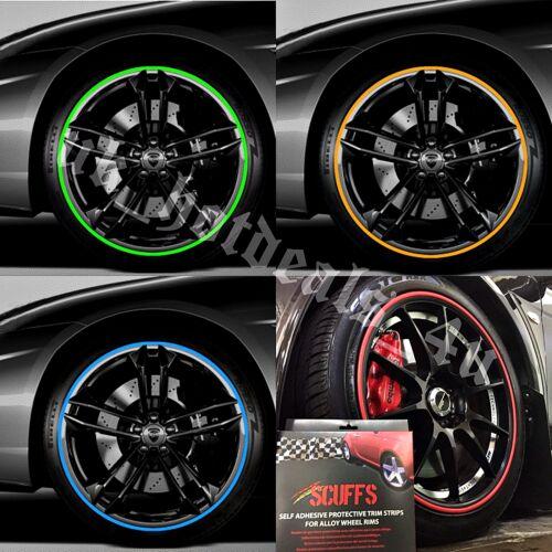 SCUFFS by Rimblades Car Tuning Alloy Wheel Rim Protectors Tire Guard Line