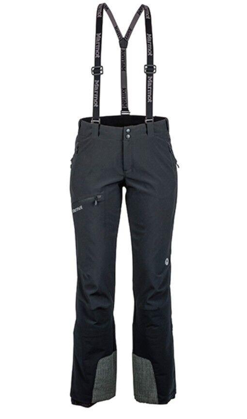 Marmot Pro Tour Pant Women's, Technical Soft Shell Trousers for Ladies