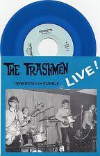 """The Trashmen - Henrietta b/w Rumble, 7"""" colored Single!"""