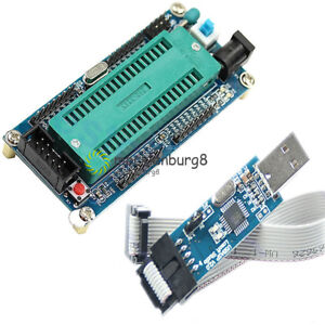 ATMEGA16-Minimum-System-AVR-Board-ATmega32-USB-ISP-USBasp-Programmer-For-ATMEL