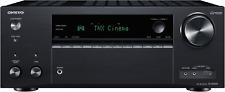 Artikelbild ONKYO TX-NR 696, Netzwerk-AV-Receiver, Phono-Eingang, Schwarz