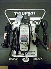 Triumph Optimate 3+ Battery Charger