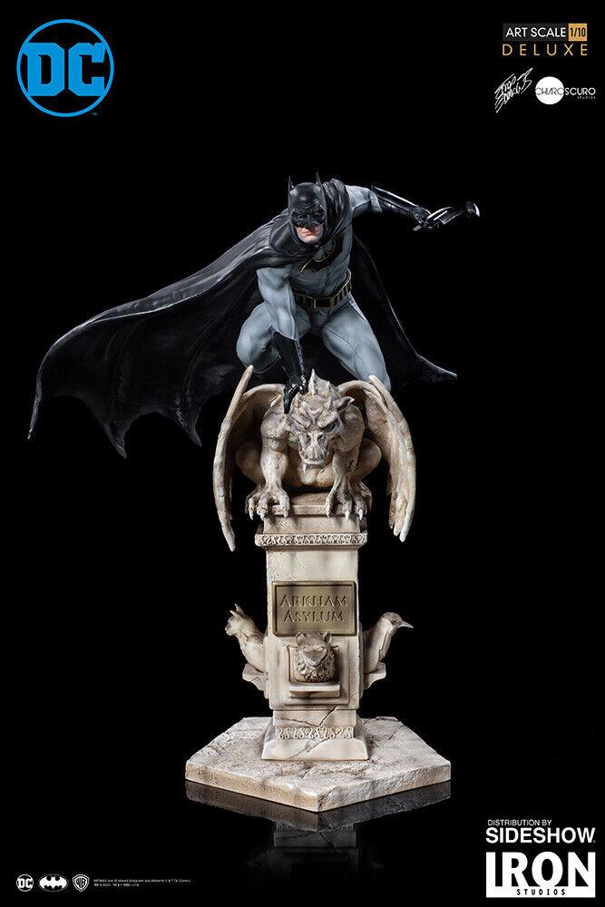DC Comics  Batman (Eddy Barrows) - Deluxe Art Scale 1 10 Statue NEU OVP