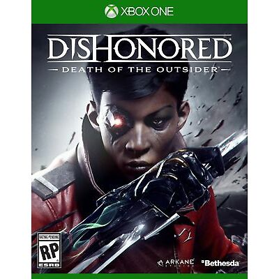 Dishonored: Death of the Outsider XB1