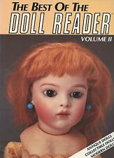 Antique English French German American Dolls - Types Makers Etc. / Scarce Book
