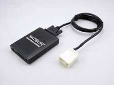 Adaptador USB SD AUX en mp3 cambiador de CD para original radio Honda Goldwing gl1800