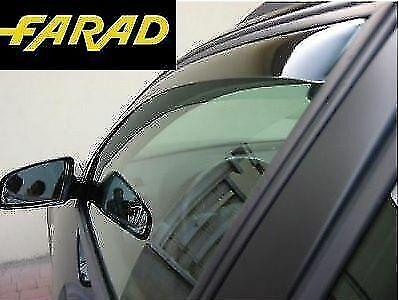5 p Farad Kit 4 Deflettori Aria Antiturbo Hyundai Kona dal 2017