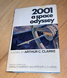 1968 2001 A SPACE ODYSSEY BCE with dust jacket. STANLEY KUBRICK / ARTHUR CLARKE