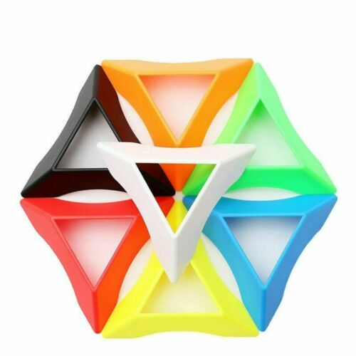 5PCS Cube Stand Top Quality Speed Magic Speed Cube Plastic Cube Base Holder Gift